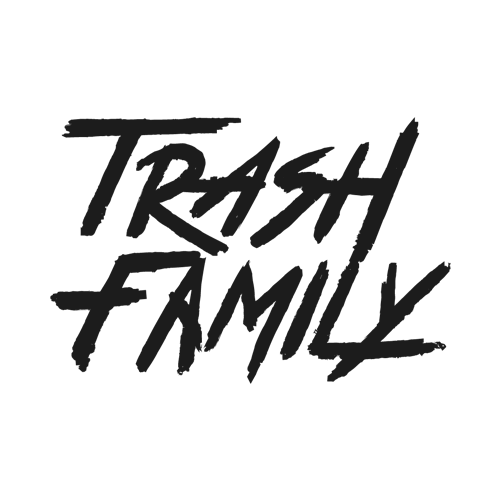 The Trash Family hats are available directly on Nationhats!
