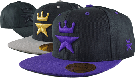 All Caps from the Royal Star Collection Are 15% Off !