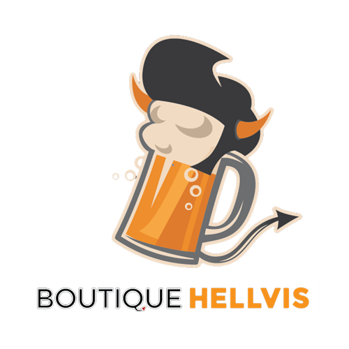 The Boutique Hellvis hats are available directly on Nationhats!