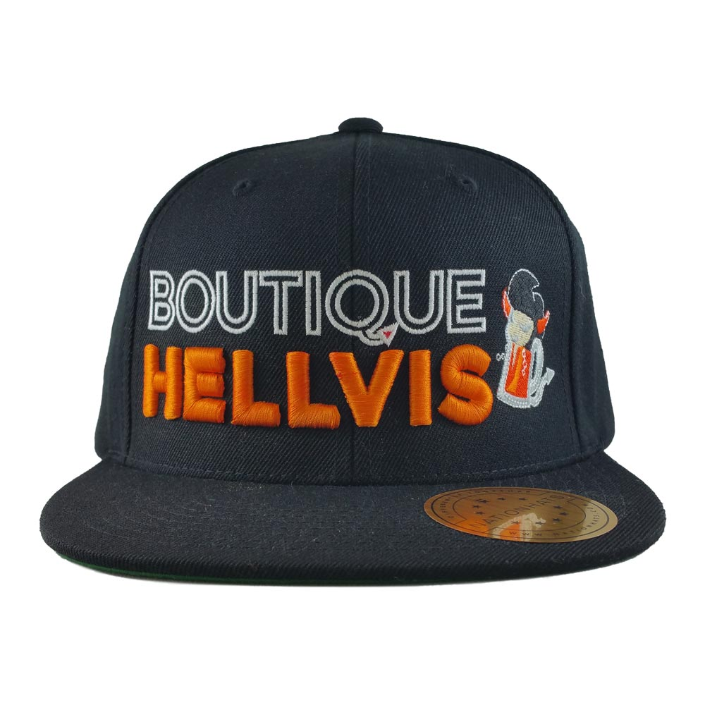 boutique-hellvis-custom-snapback-hat-black-front