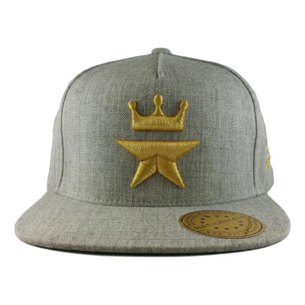 Original-Royal-Star-Collection-Classic-Snapback-5p-heather