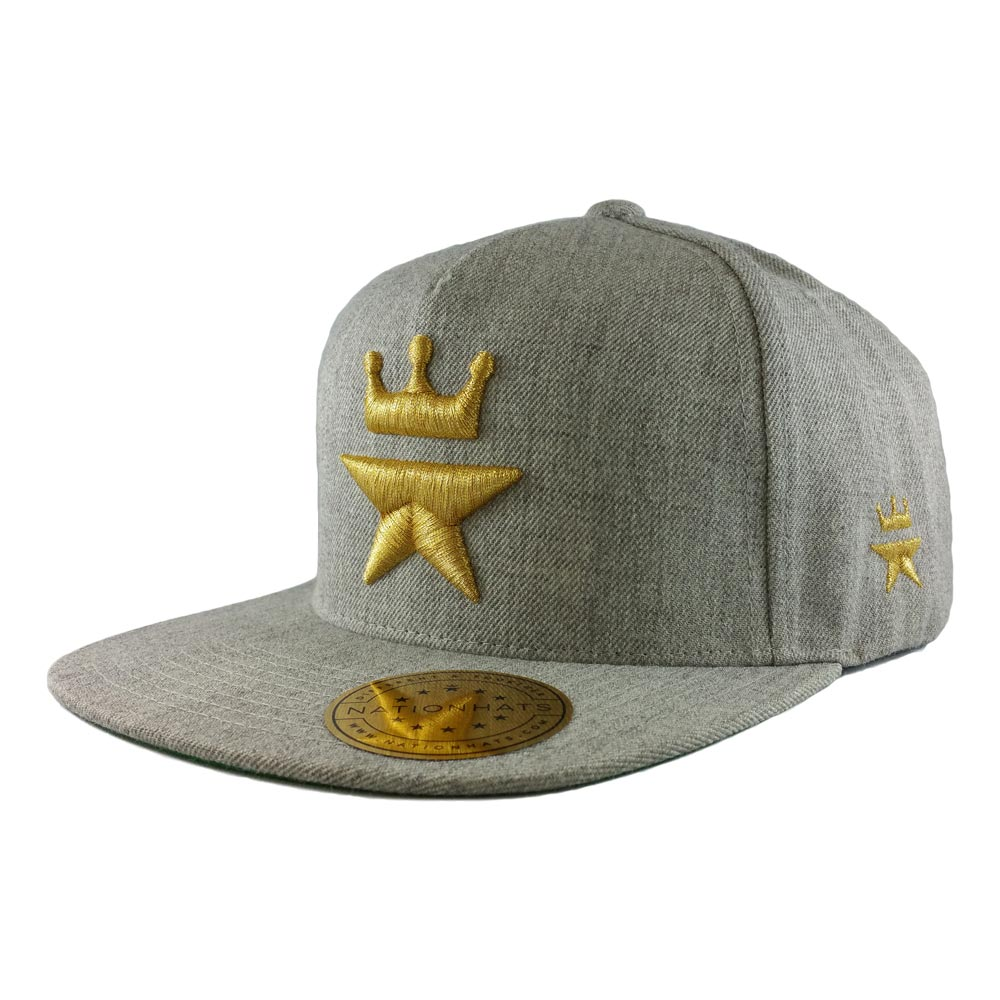 Original-Royal-Star-Collection-Classic-Snapback-5p-heather-iso
