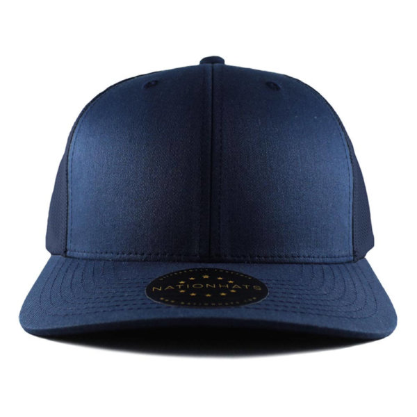 trucker-cap-retro-navy-blank