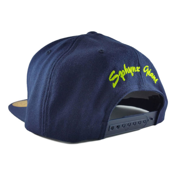 sphynx-geant-6089M-classic-snapback-cap-navy-back-iso