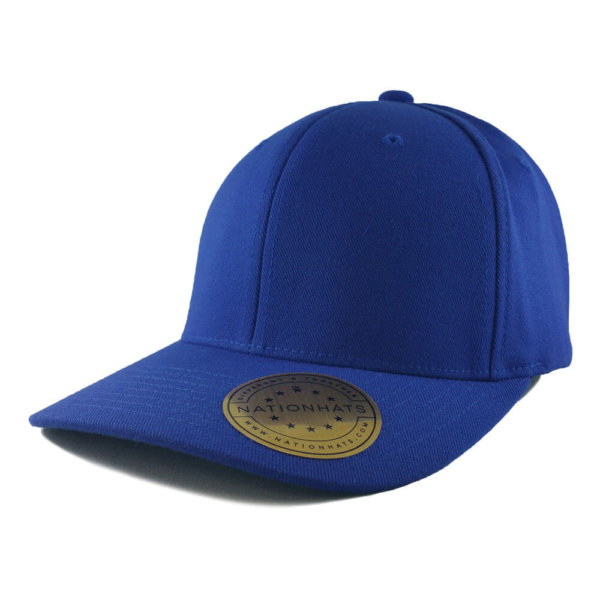 Blank-6580-Flexfit-Pro-Formance-Cap-Royal-Blue-Iso