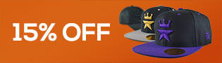 All Royal Star Caps Are 15% Off