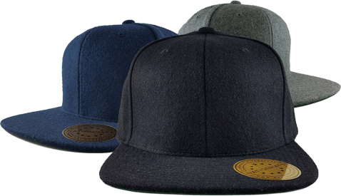 All Melton Wool Snapbacks Are 15% Off !